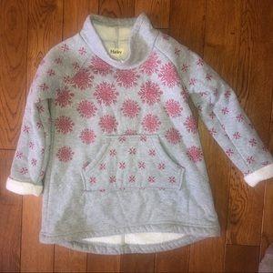 Hatley 4T fleece lined tunic
